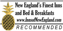 Harborsdie House is Recommended by Inns of New England